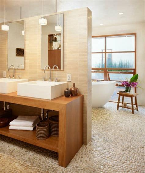 ikea badezimmer utensilien waschtisch aus holz f 252 r mehr gem 252 tlichkeit im bad