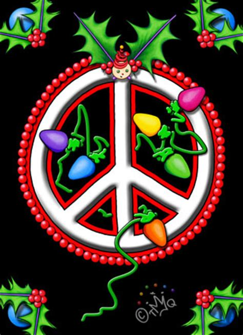 peace sign christmas lights pin earth lights on pinterest