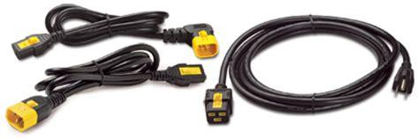 Rack Power Cable by Power Cords Apc Ap8000 Series Rack Pdu
