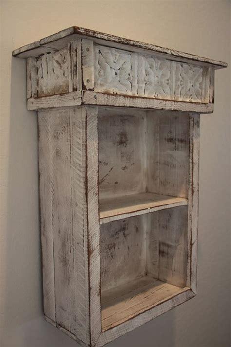primitive bookshelf wall shelf french country bookcase
