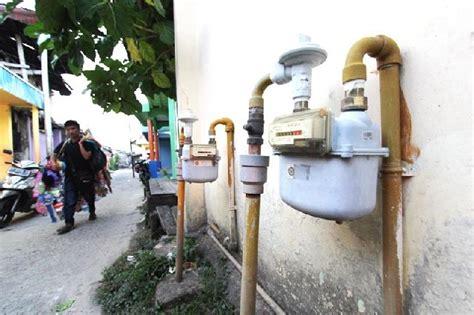 Oven Gas Di Pekanbaru penyambungan pipa city gas di pekanbaru belum signifikan