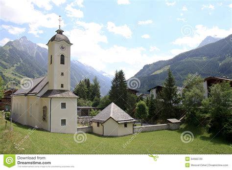 Little House Plans Free little church in tyroler brandberg austria stock photo