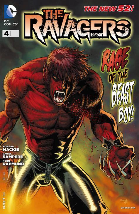 Demons The Ravyn Series Volume 1 ravagers vol 1 4 dc database fandom powered by wikia