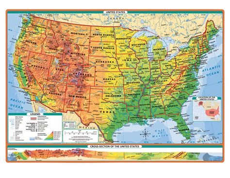 south america desk map 100 united states political map and united states