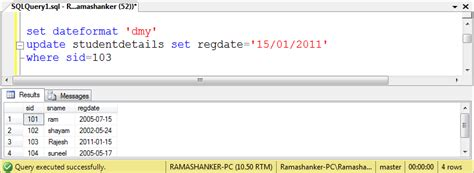format date dmy php jayant blog how to handle date in sql server 2008