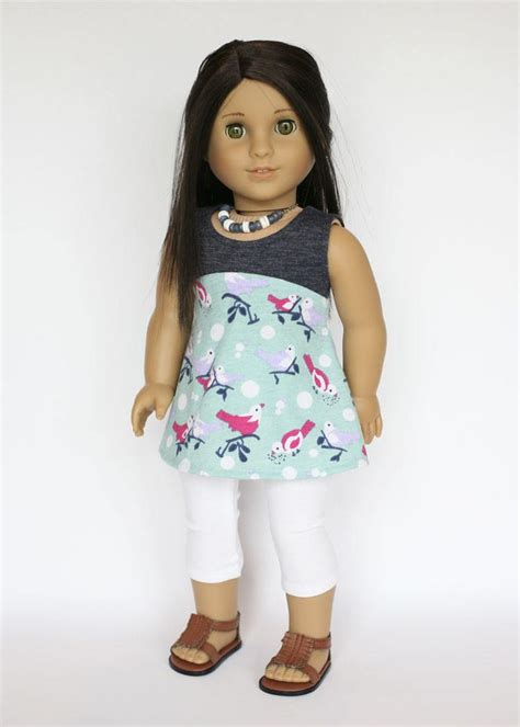 Dress Pink Tri 108 best images about american doll dresses on