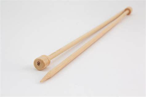 size 8 knitting needles bamboo 12 quot single point knitting needles size 8 knitting