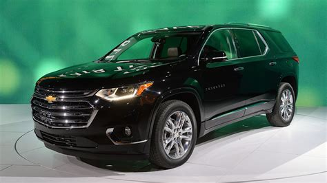 2018 traverse release 2018 chevy traverse price release date trim levels