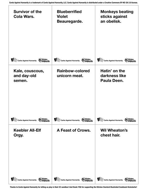 cards against humanity illustrator template cards against humanity australia pdf infocard co