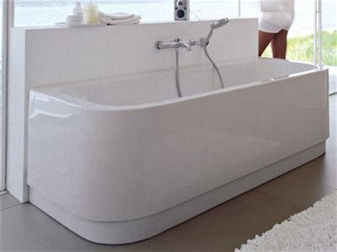 baignoire ilot duravit baignoires duravit