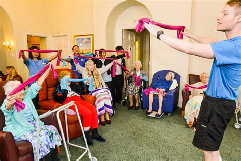 armchair exercises older adults give it a bit of oomph nesta