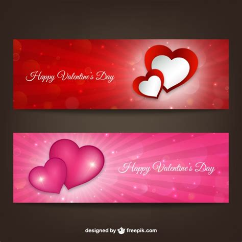 day banners free happy s day banners vector free