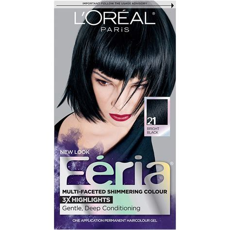 Loreal Blue Black loreal blue black hair color best hair color 2017