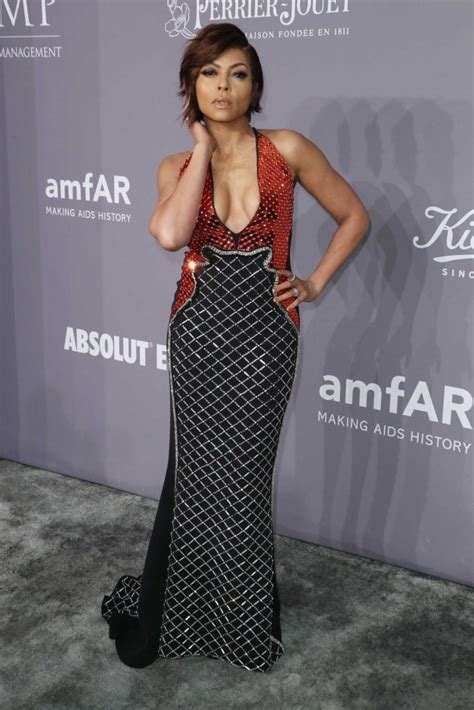 Amfar At Ciprianis by Taraji P Henson At 2018 Amfar Gala New York At Cipriani