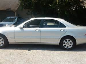 Mercedes S550 For Sale By Owner Mercedes S Class 2000 For Sale By Owner In Atlanta