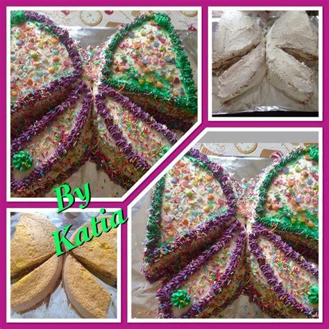 cucina con torte torta farfalla in cucina con frollina
