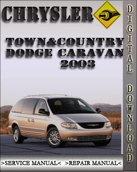 online car repair manuals free 2003 dodge caravan windshield wipe control 2003 chrysler town country dodge caravan voyager factory service re