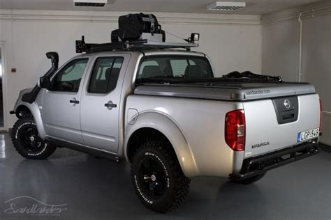 nissan safari lifted nissan navara safari snorkel 2005 nismo cc 4x4 icon 2 5