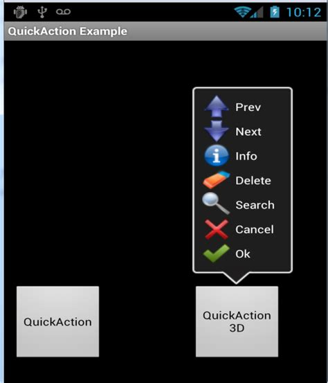 android popup ahquickaction library looking popup menus b4x community android ios desktop server