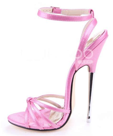Murano Sandal Heels 5 Cm Pink 6 inch heels high heels daily