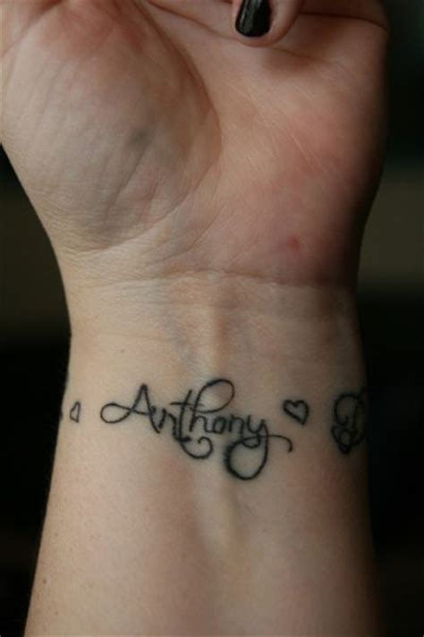 tattoos for son s name 354 best images about wrist tattoos on