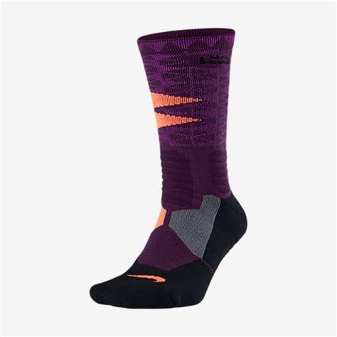Jual Nike Elite Socks jual kaos kaki basket nike lebron hyper elite socks mulberry original termurah di indonesia