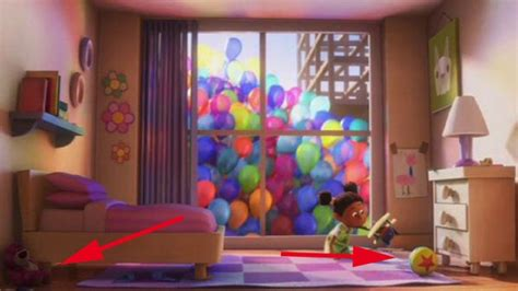 bedroom story movie 20 secrets hidden in new disney movies 10awesome com