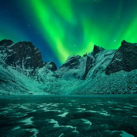 themes by james arctic aurora borealis ii 500px is photography