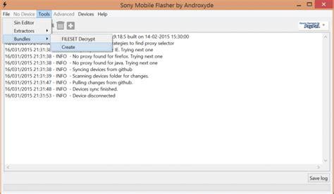 tutorial flash tool sony xperia tutorial hướng dẫn up firmware xperia với xperifirm