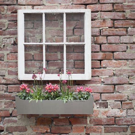 garden window box edgley window garden box outside