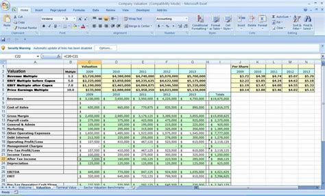 Business Spreadsheet Templates Business Spreadsheet Spreadsheet Templates For Busines Small Business Plan Template Excel 2