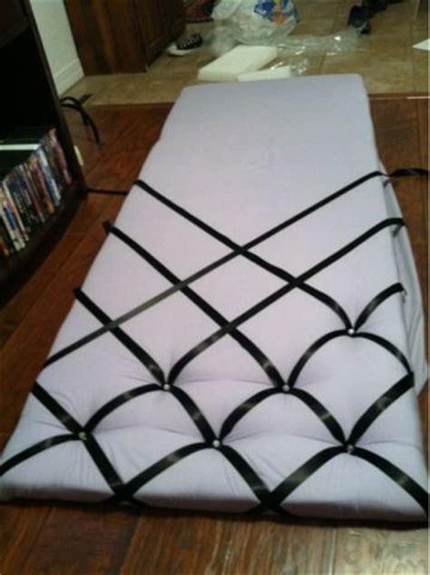 Diy Plush Headboard by 1000 Ideas About Diy Fabric Headboard On
