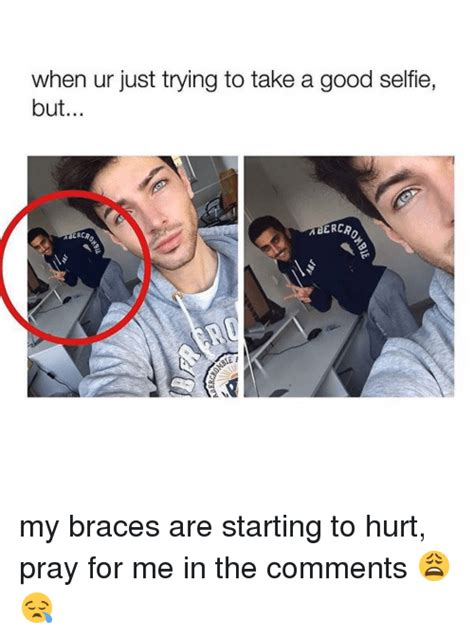 Kid With Braces Meme - 25 best memes about pray for me pray for me memes