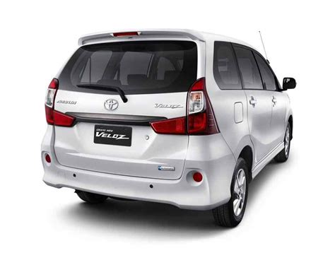 toyota avanza philippines toyota philippines brings out the sporty 2018 avanza veloz