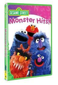 Sesame Street: Monster Hits! by Sesame Street Gang ... Sesame Street Monster Hits