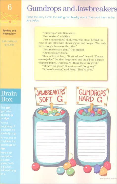Brain Quest Workbook Grade 5 brain quest workbook grade 6 042889 details rainbow