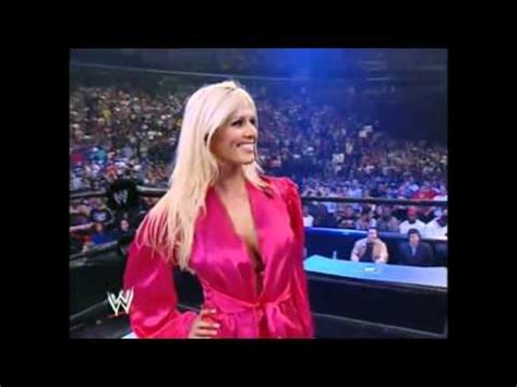 wwe very hot match sable vs torrie wilson in a very hot bikini contest