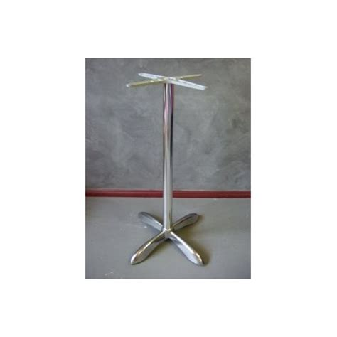 high top bar table bases 4 way high top table base bar height commercial