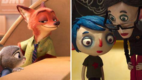 oscars animation race big studio offerings  small