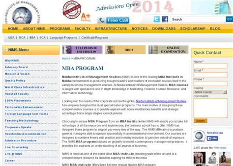 Benefit Of Mba Course by Benefit Of Mba Program Marcel