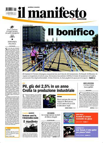 il manifesto del libero il manifesto del 8 agosto 2012 funize com