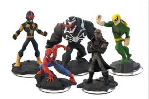 Infinity Character On With Disney Infinity S New Marvel Characters At