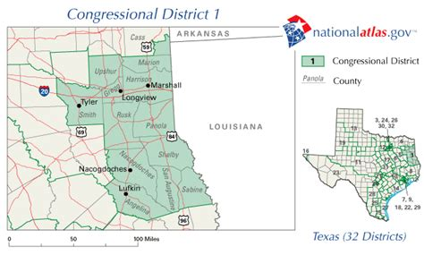 legislative districts in the texas house and senate are texas 1st congressional district representative in us house 110