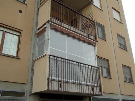 tende da sole e pioggia per balconi foto tende veranda antivento per balconi particolari http