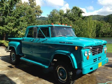 dodge w300 crew cab for sale purchase used 1964 dodge power wagon w300 crew cab 440