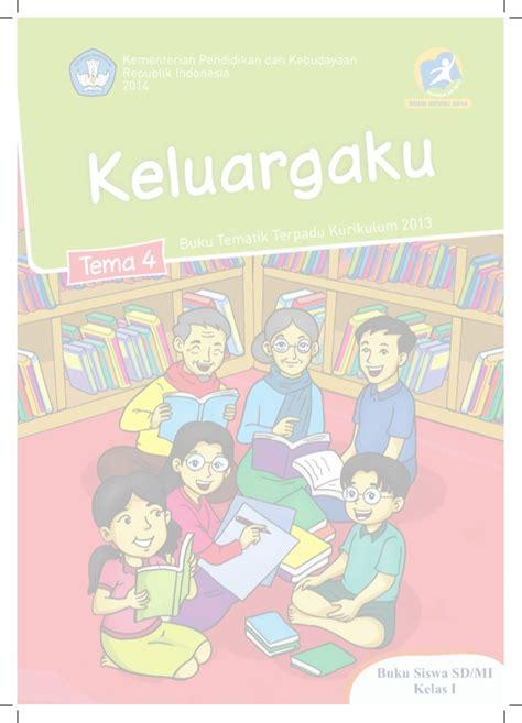 Buku Tematik Terpadu Kelas I Sd Tema 5 Pengalamanku Sd Kurikulum 201 buku siswa tematik kelas 5 sd upload and new style