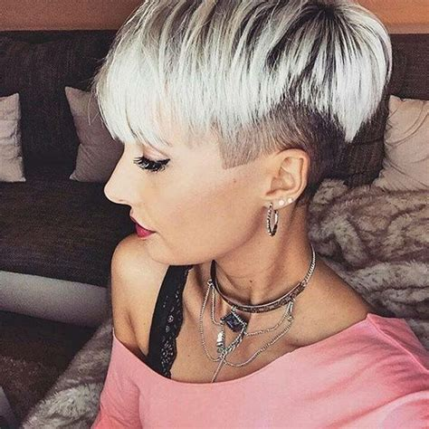 preppy buzzed hair 494 best women s crops images on pinterest pixie