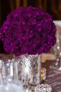 Plum Vases Carnation Wedding On Pinterest Carnation Bouquet Purple