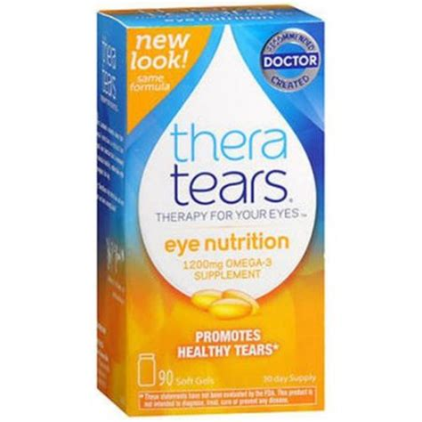 eye q supplement ingredients theratears nutrition eye relief capsules omega 3
