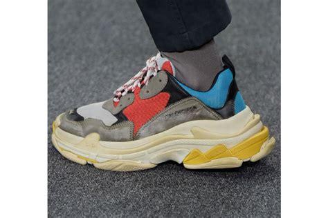 la nouvelle sneakers balenciaga fait parler d